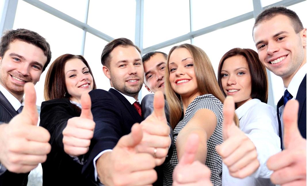 Поздравление лидеров по продажам
